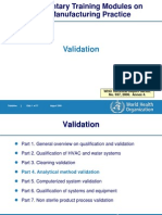 Validation_Part4 - Analytical Method