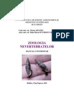 zoologia nevertebratelor