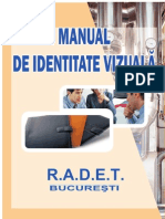 Manual Identitate Vizuala RADET