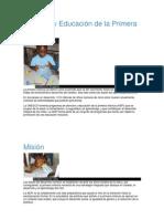 Atención y Educación de la Primera Infancia UNESCO