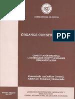 166154 Organos Constitucionales