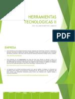 Herramientas Tecnologicas II