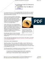 FDA Food Adulteration