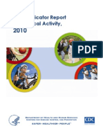 [CDC] State Indicator Report on Physical Activity 2010