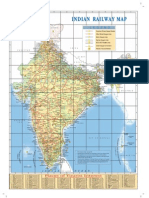 Indian Railway Map