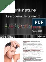 abril et nature - La alopecia y su tratamiento