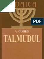 Andre Cohen Talmudul in limba romana din anul 1999