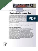11522-p Closing the Coverage Gap