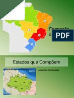 A Formação da Região Amazônica