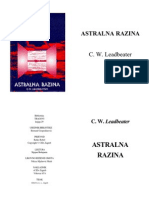 Charles w.leadbeater Astralna Razina