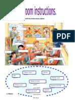 Class Instructions 2