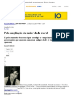 Pela ampliação da maioridade moral - ÉPOCA _ Eliane Brum.pdf