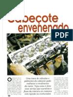 Cabeçote Envenenado (Revista Mecânica Hot - Ano 16, Nº 185-A)