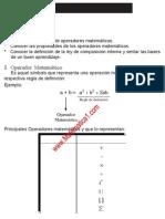 8_Operadores Matemáticos
