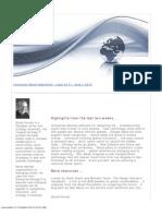 Innovation Watch Newsletter 12.11 - June 1, 2013