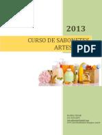 Curso de Sabonetes Artesanais