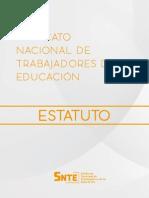 ESTATUTOS SNTE 2013--.pdf