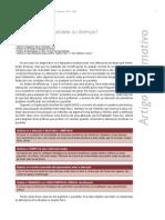 Alterações da Normalidade ou Doenças - full science