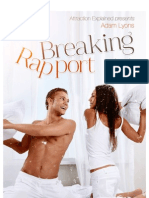 Adam Lyons - Breaking Rapport