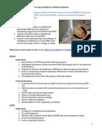 Advanced Ventilation Management