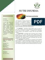 Jornal Nutri Informa - 4 ediçãoMAT