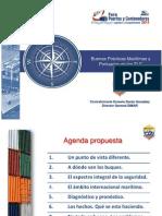 Buenas Practicas Maritimo Portuarias en Los TLCs, Ernesto Duran DIMAR