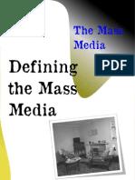 Media Defined