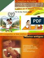 EL RESPETO A LOS NIÑOS EN EL MEXICO ANTIGUO