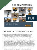 INTRODUCCION EQUIPOS DE COMPACTACIÓN