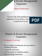 Event management fffff