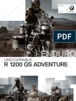 BMW R1200GS Adventure Catalogue