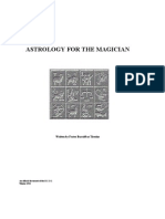 Astrology and Magicians
