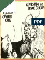 Cartoon Organized Crime