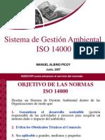 Sistema de Gestion Ambiental Iso 14000