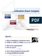 CSW Certification