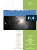 APOSTILA DE FILOSOFIA DO DIREITO 1º SEMESTRE DE 2013
