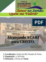 Projeto Acari