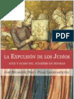 La Expulsion de Los Judios - Diaz y Gil