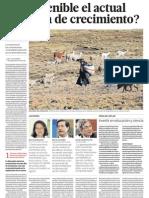 Modelo Crecimiento Economia Peru