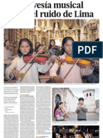 Proyecto Musica Para Ninos