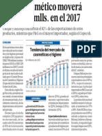 Negocio Sector Cosmetico Peru