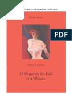 24 Hs Na Vida de Uma Mulher - Stefan Zweig
