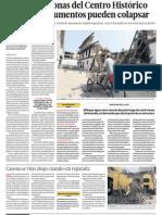 210 Casonas Se Destruyen en Lima