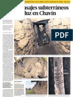 Chavin Huantar y Su Paseo de Aguas