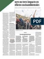 El Canon Minero y Los Conflictos Sociales Cajamarca
