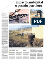 El Impacto Ambiental Del Negocio Petroleo Peru