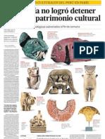 Informe Sobre Venta Del Patrimonio Cultural Peru