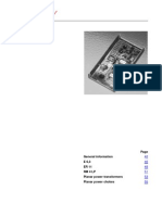 DCDC ConvertersGeneral Information