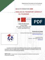Rapport Version Sur Net BQF 2009 Avec Logo UPS Jocelyne Napoli