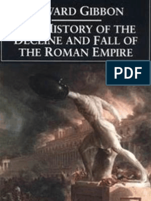 History of the Decline and Fall of the Roman Empire, VOL 6